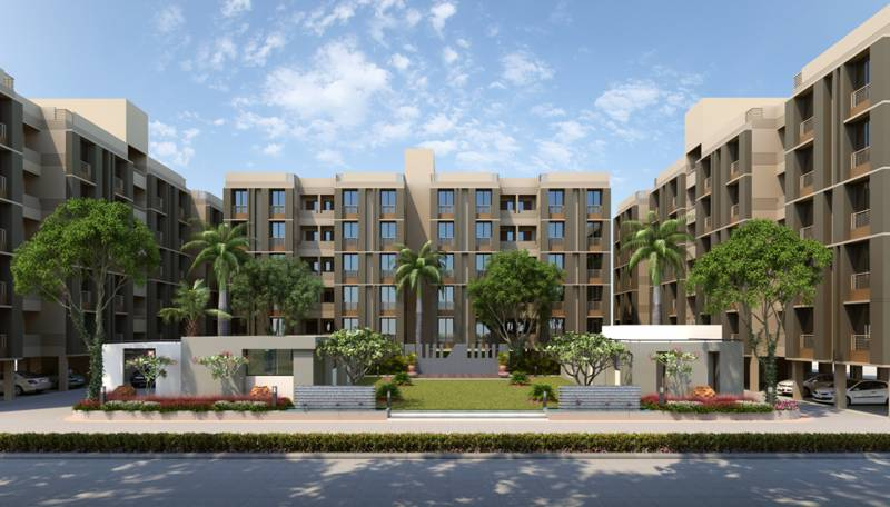 Images for Elevation of Applewoods Satyesh Residency
