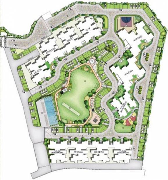 eirene Images for Layout Plan of Runwal Eirene