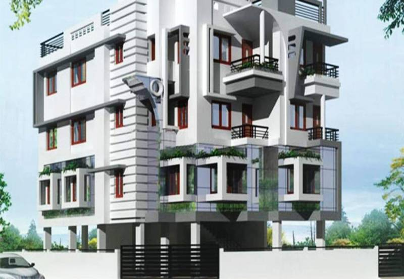Images for Elevation of Biswanath Constructions Viswanath Pride