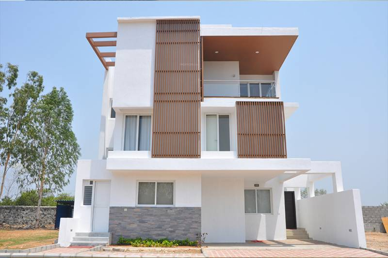Images for Elevation of Artha One World Villa