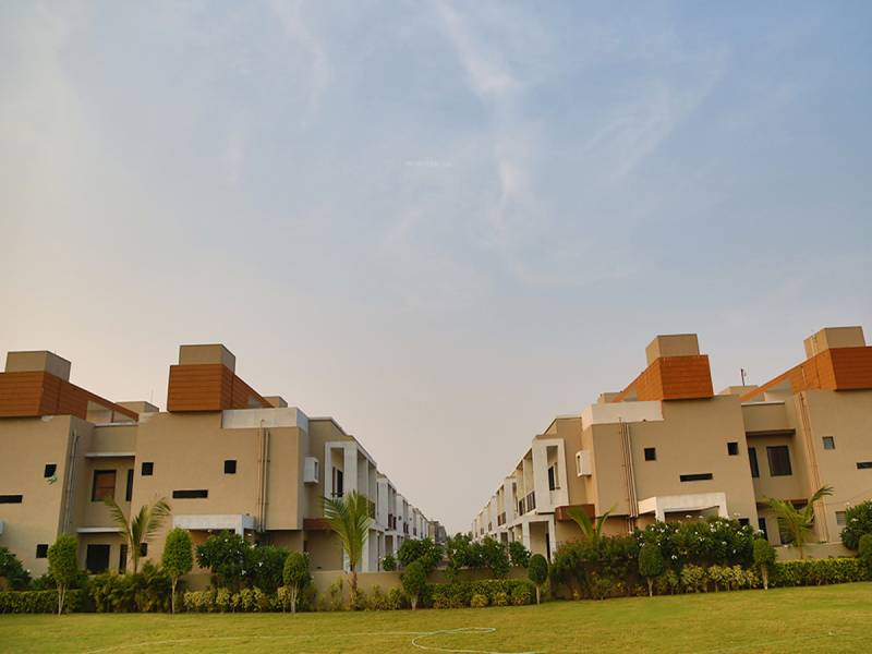Images for Elevation of Risha Aakash Bungalows
