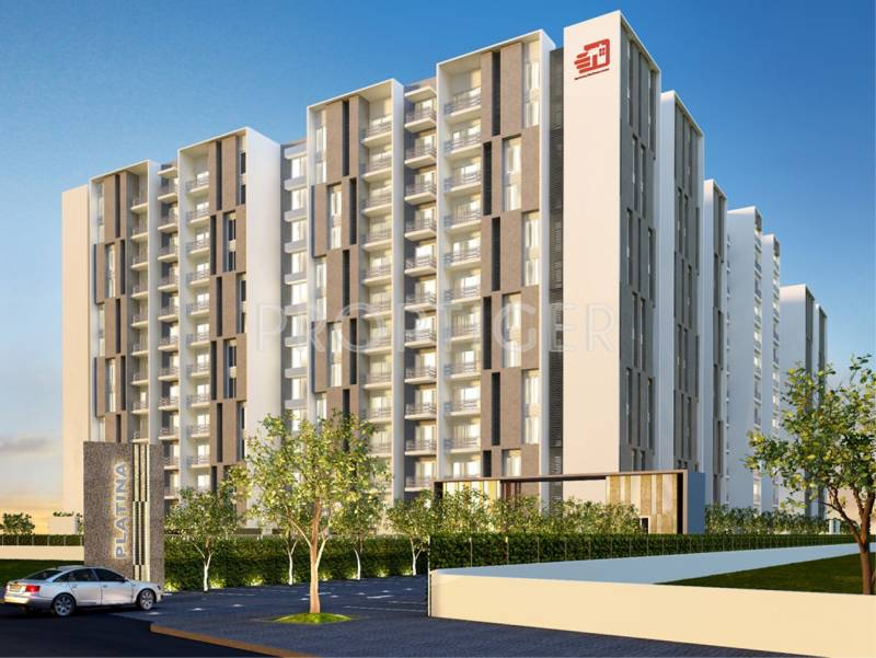 Images for Elevation of Appaswamy Platina