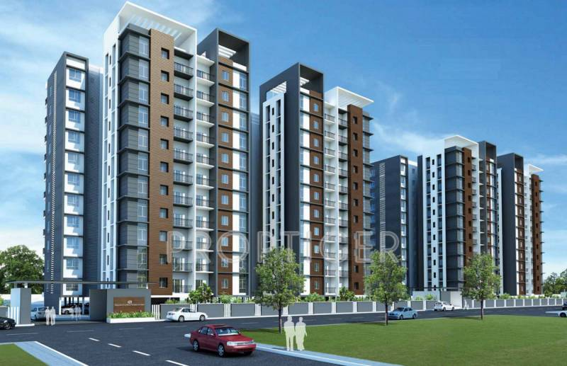 Images for Elevation of Appaswamy The Bloomingdale