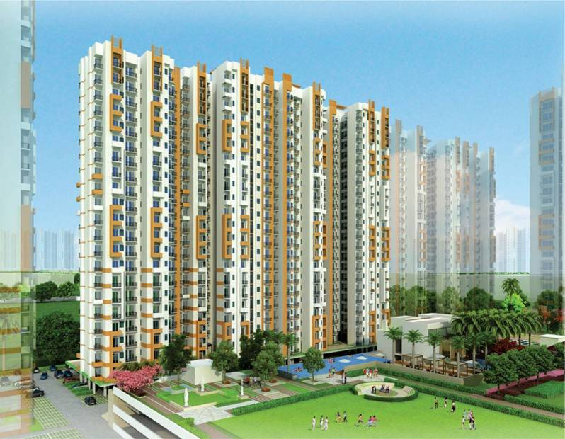 Images for Elevation of Amrapali Riverview