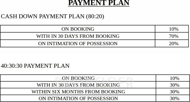 Images for Payment Plan of Amrapali Riverview