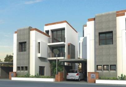 Images for Elevation of Shreenath Shreenath Bungalows