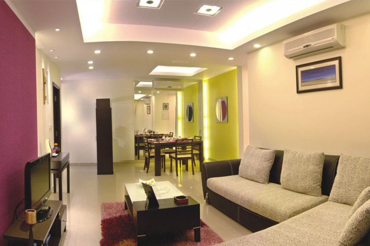 955 Sq Ft 2 Bhk 2t Apartment For Sale In Sahara City Homes