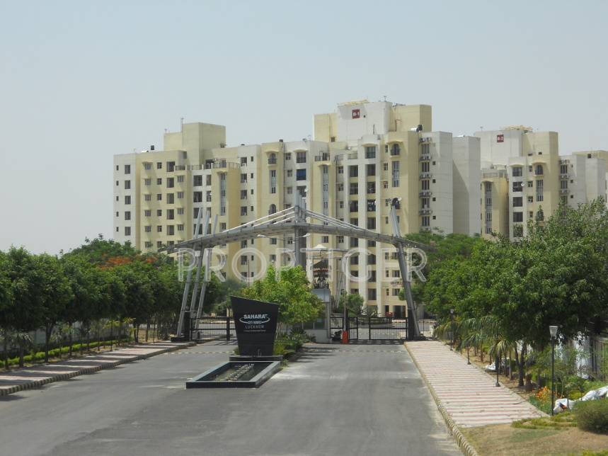 1163 sq ft 2 BHK 2T Apartment for Sale in Sahara City