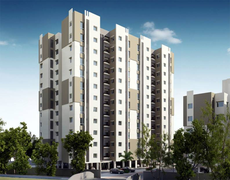 Images for Elevation of Pratham Riviera Apartments
