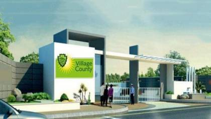 Images for Elevation of SSB Village County Plots