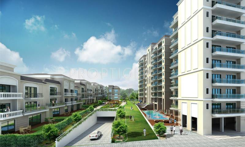 Images for Elevation of DLF Kings Court Villa