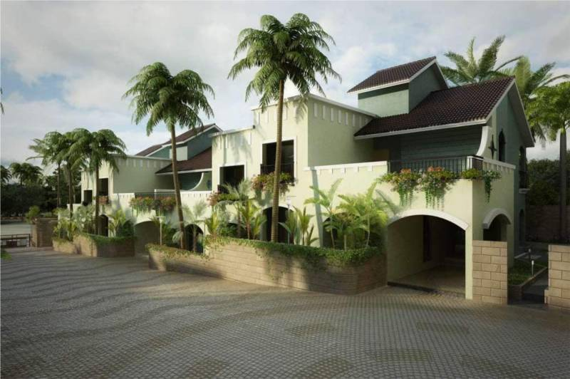 Images for Elevation of Heritage Floresta Villa