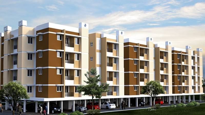 sai-shreyas-apartment Images for Elevation of Shriram Sai Shreyas Apartment