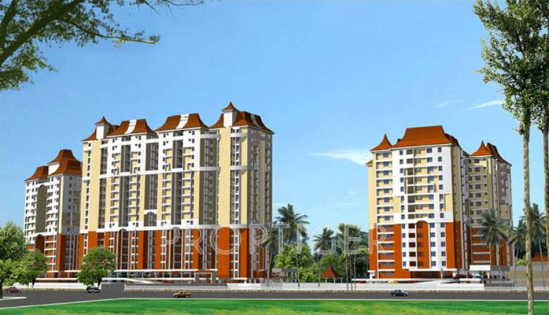 Images for Elevation of Desai DD Diamond District