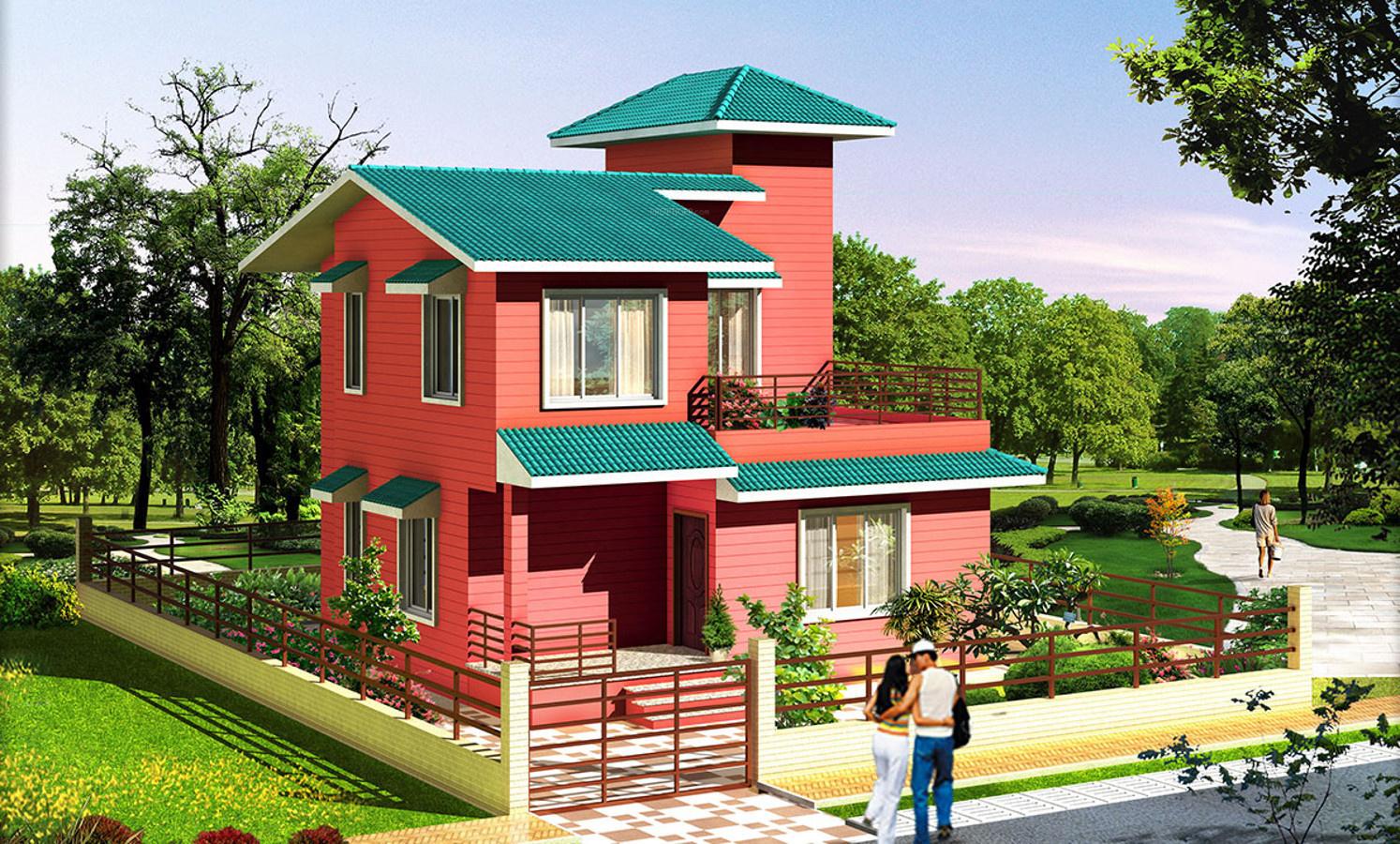 BLW Euro Ville Phase I Villa