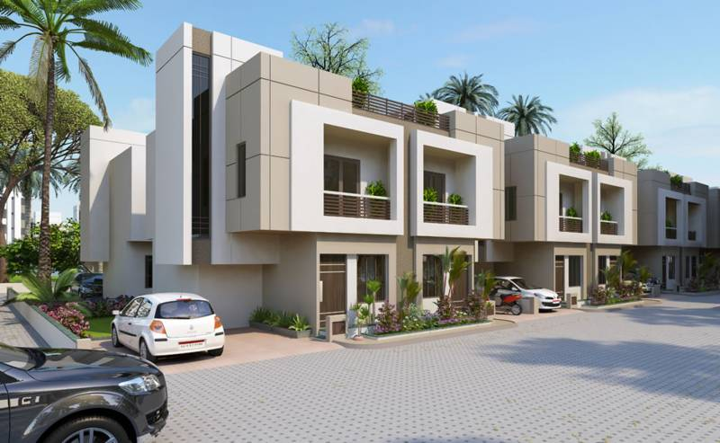 Images for Elevation of Akshar Paradise Villas