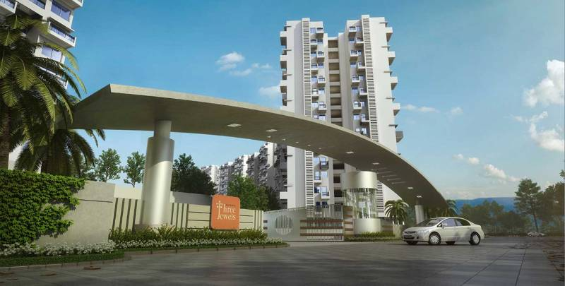 Images for Elevation of Kolte Patil Three Jewels