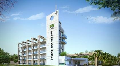 Images for Elevation of Rise Clarks Residences