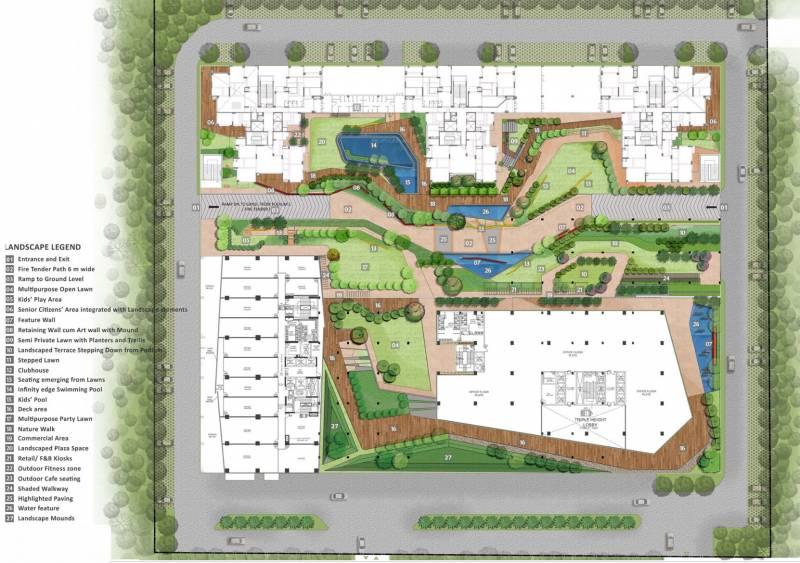 isle Images for Layout Plan of Lotus Isle