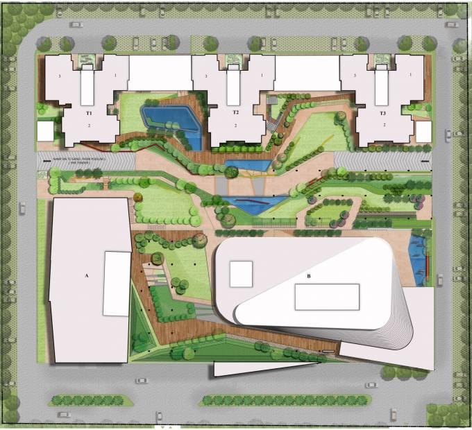 isle Images for Master Plan of Lotus Isle