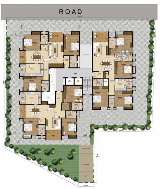 Images for Cluster Plan of Altis Sri Lakshmi Vilas