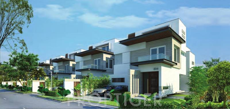 Images for Elevation of Veerabhadra Fort View Villas