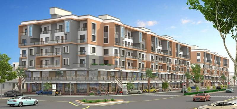 Images for Elevation of Kanha Luxuria