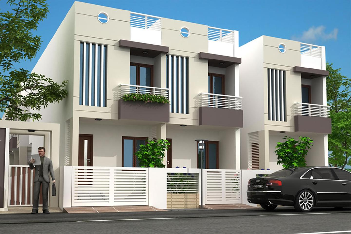 Elevation Flooring Reviews : Kanha exotica in waghodia vadodara price location map