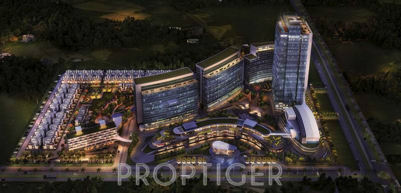 Images for Elevation of Airwil Smart Ville