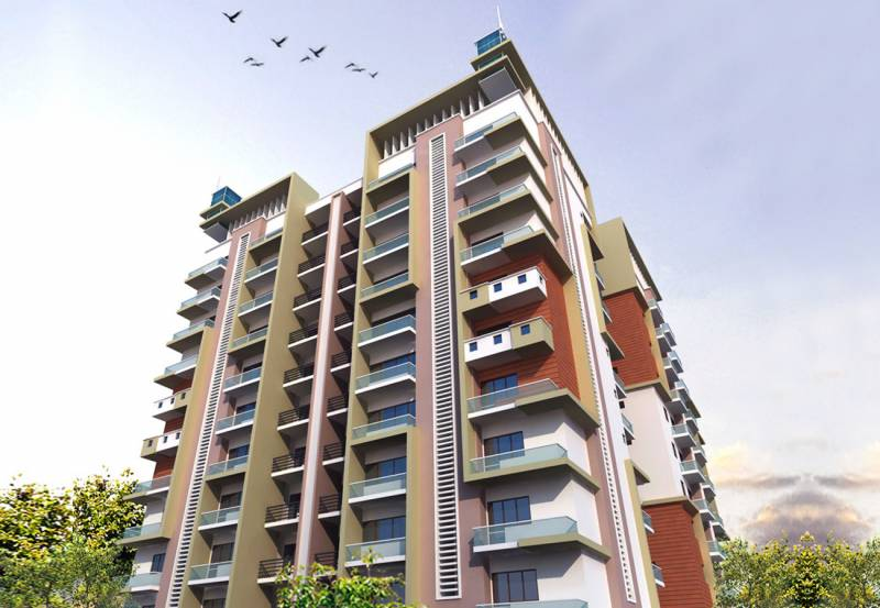 Images for Elevation of ARG Murli Heights