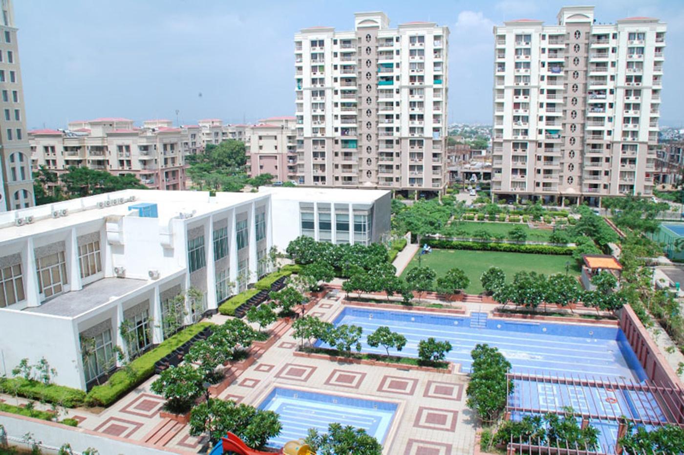 Ashiana rangoli gardens in panchyawala jaipur price - Swimming pool in vaishali ghaziabad ...