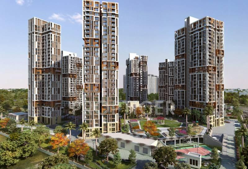 Main Elevation Image 13 of TATA Housing Development ...