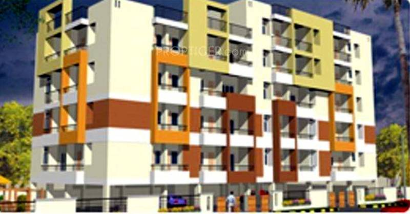 Images for Elevation of Saroj Residency
