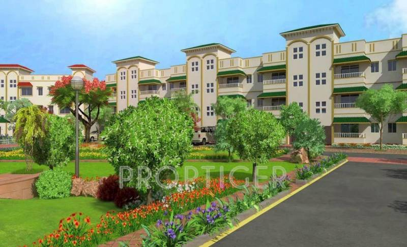 Images for Elevation of Ashiana Gulmohar Gardens Apartments
