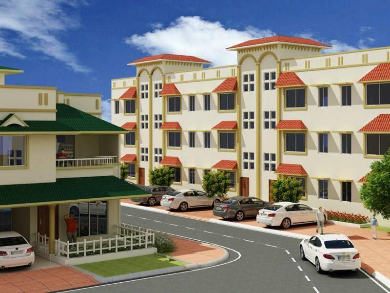 Images for Elevation of Ashiana Gulmohar Gardens Apartments