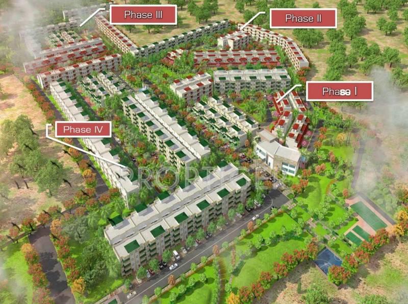 Images for Master Plan of Ashiana Gulmohar Gardens Apartments