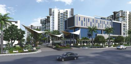 Images for Elevation of Manglam Aananda