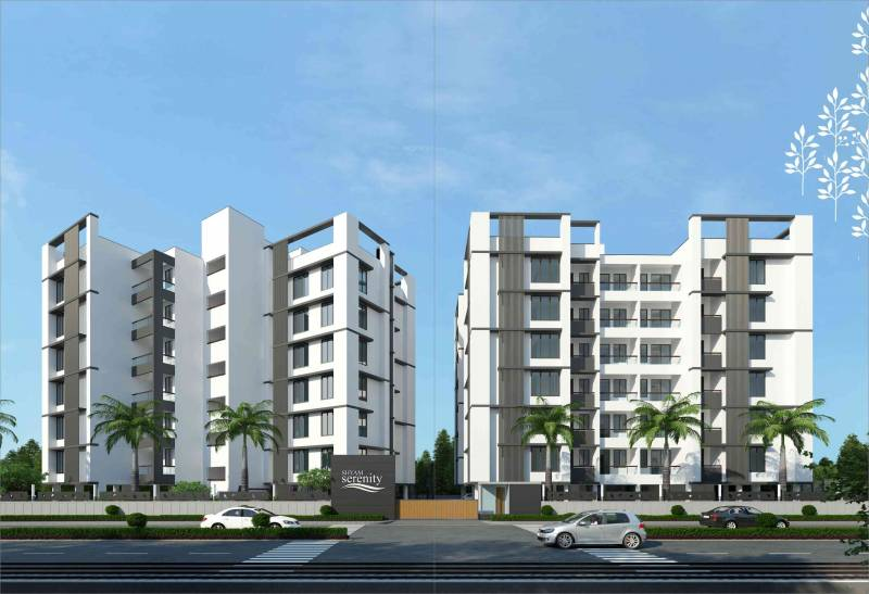 Images for Elevation of Shyam Developer Serenity