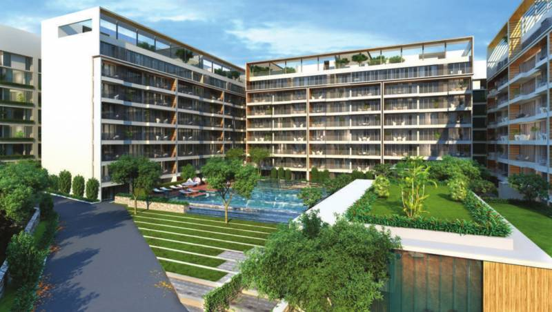 Images for Elevation of Sikka Kimaya Greens