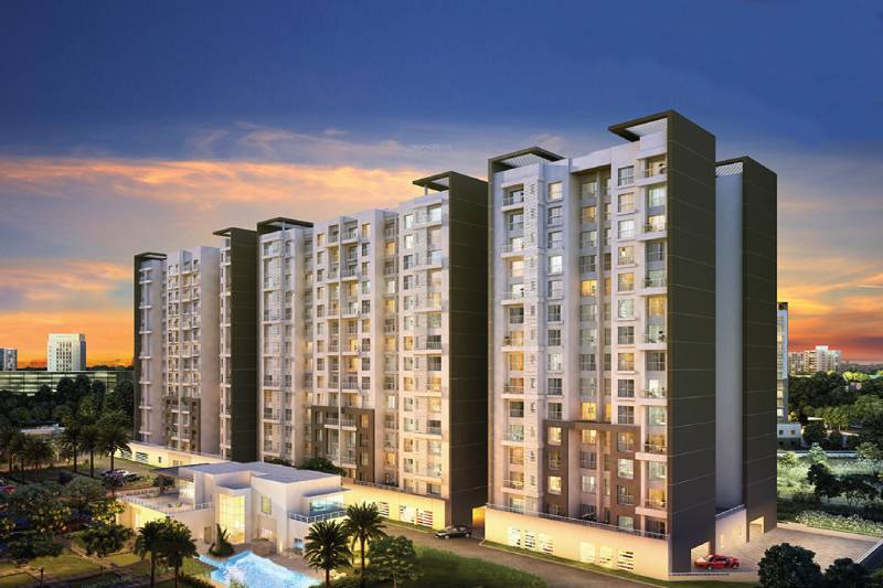Images for Elevation of Godrej Prana