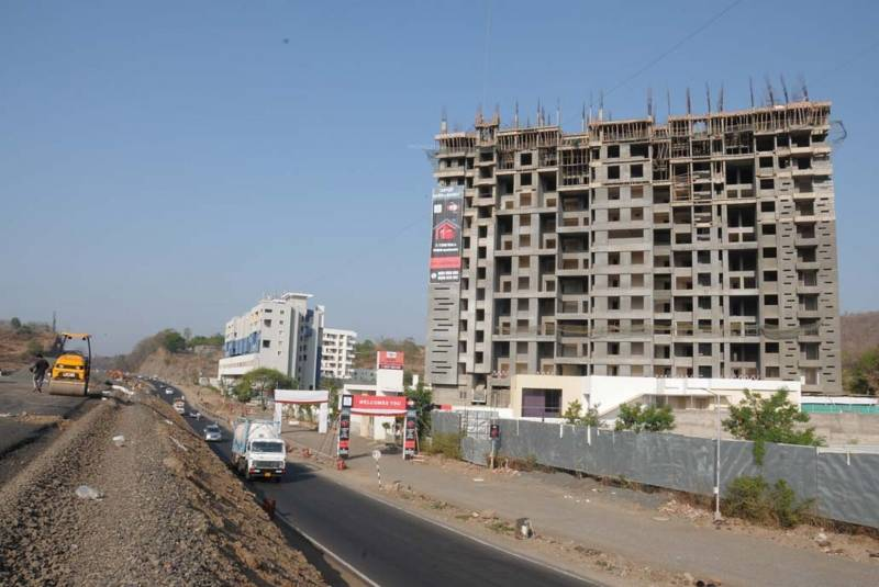 Images for Construction Status of Vasudha Etasha