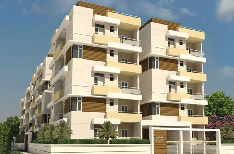 Images for Elevation of Geetham Pride