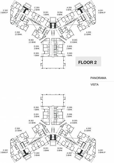 Images for Cluster Plan of Godrej United