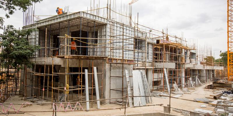 Images for Construction Status of Godrej United