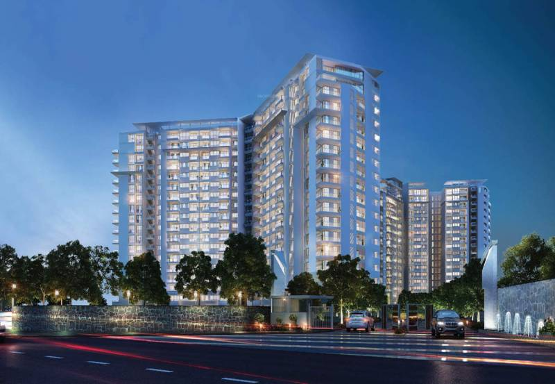 Images for Elevation of Godrej United