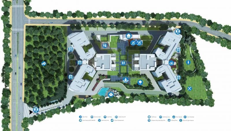 Images for Master Plan of Godrej United