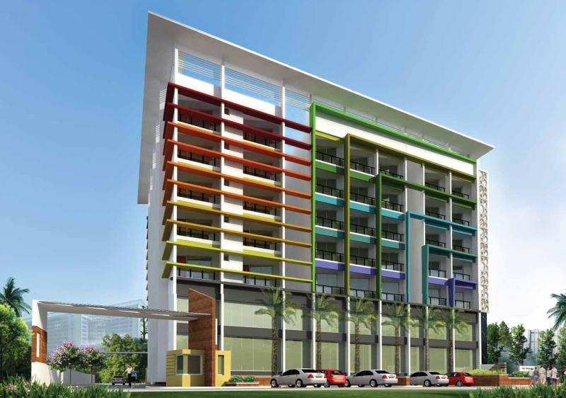 Images for Elevation of Mars Infraprojects Pvt Ltd The Pinnacle