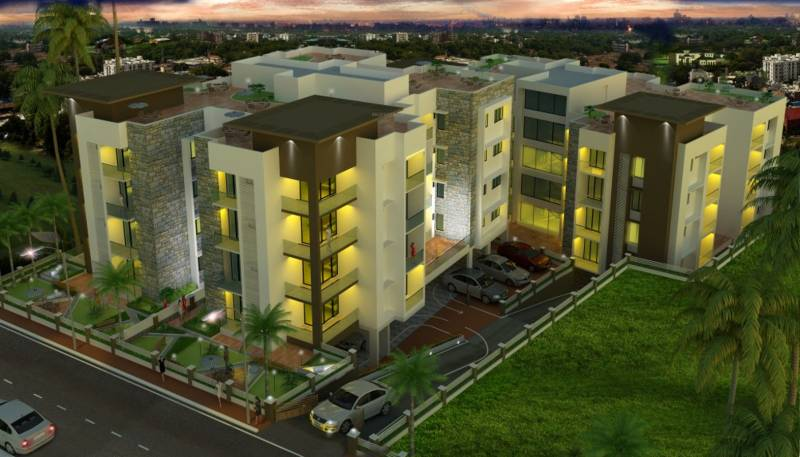 Images for Elevation of Heera Grand Villae