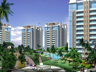 Images for Elevation of Omaxe Spa Village