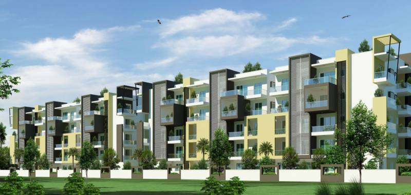 Images for Elevation of Sai Aakruthi Homes